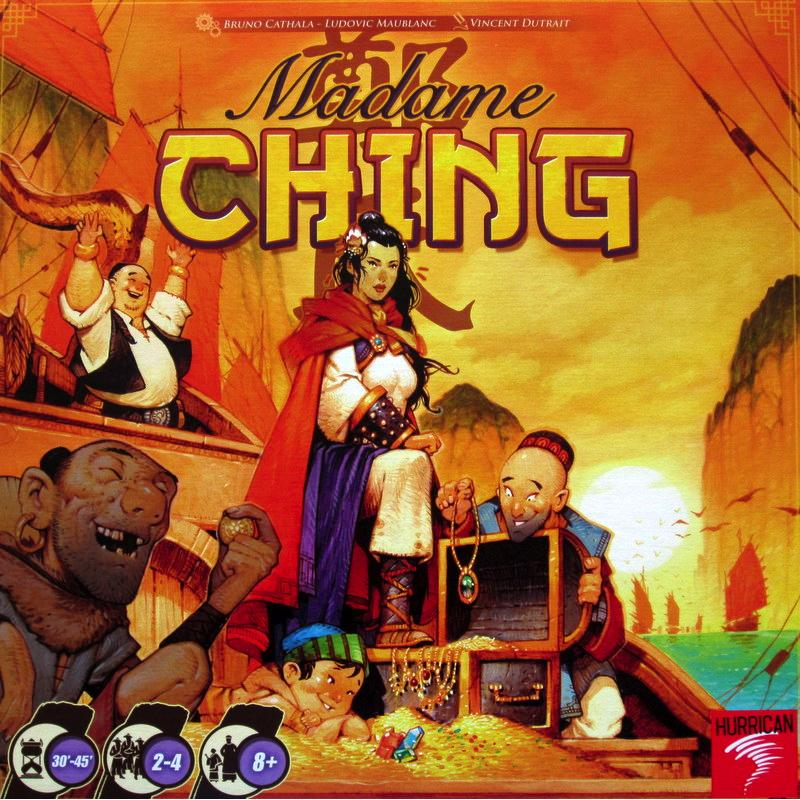 Madame Ching - Thirsty Meeples