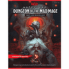 Dungeons & Dragons (5th Edition): Waterdeep Dungeon of the Mad Mage Maps and Miscellany