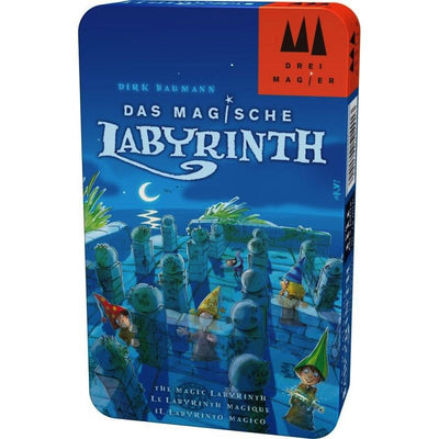 The Magic Labyrinth (tin box)