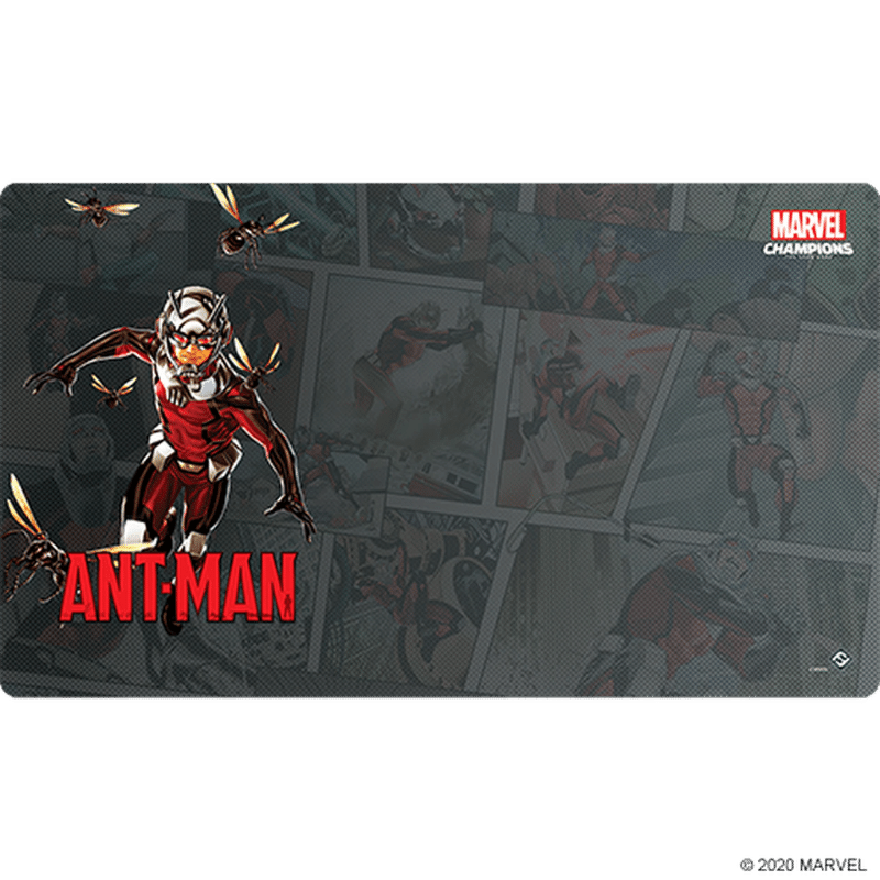 Marvel Champions: The Card Game – Ant-Man Game Mat (PRE-ORDER)