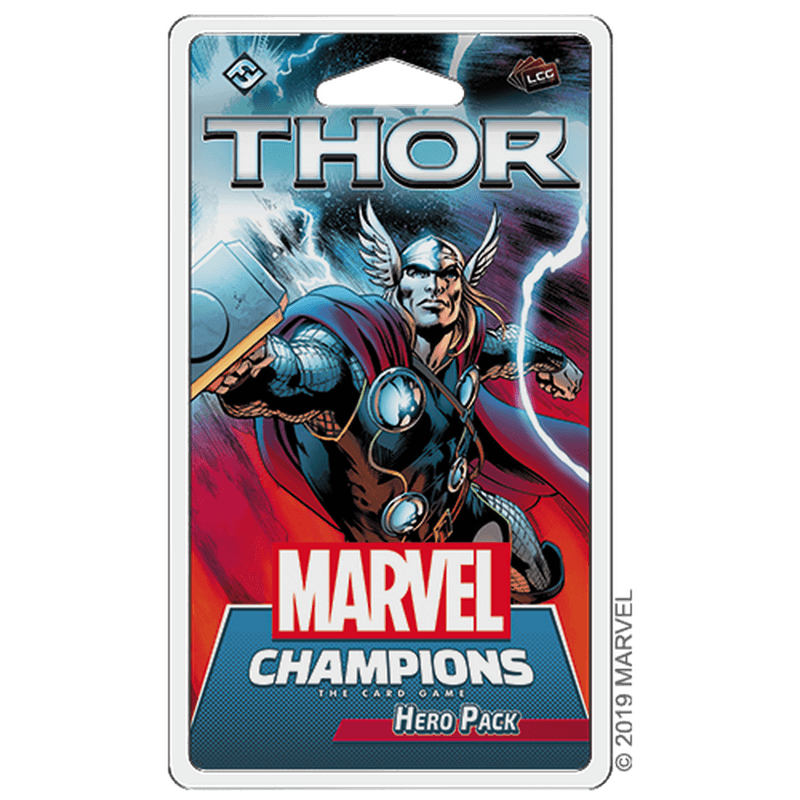 Marvel Champions: The Card Game – Thor (Hero Pack)
