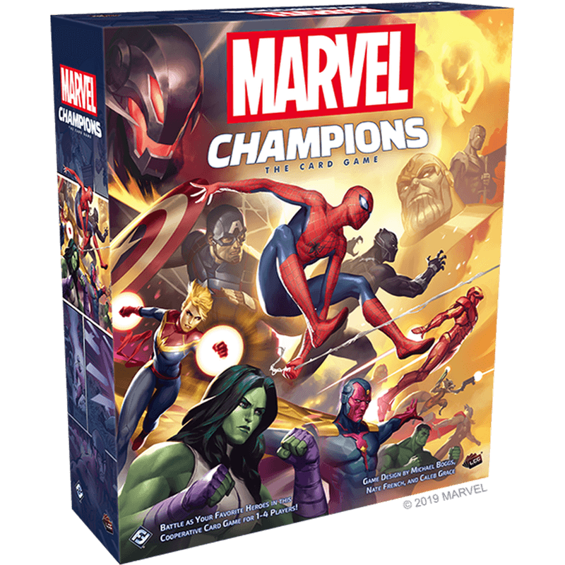 Marvel Champions: The Card Game Core Set (PRE-ORDER)