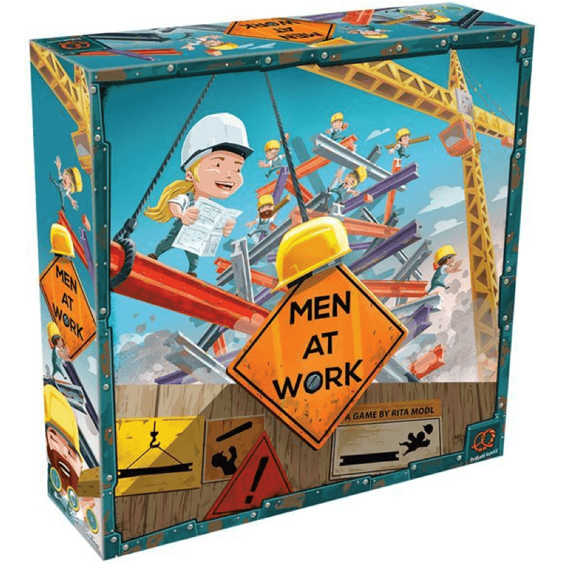 Men At Work (PRE-ORDER)