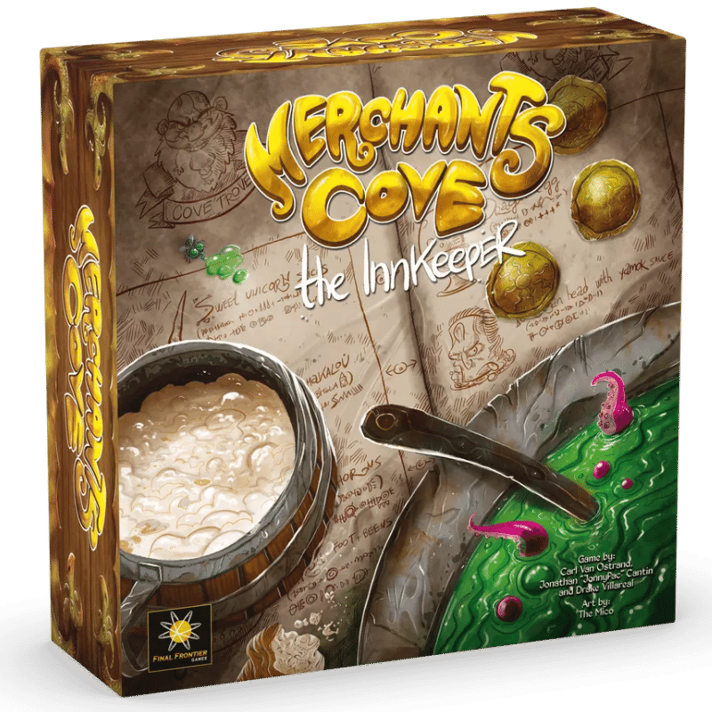 Merchants Cove: The Innkeeper (PRE-ORDER)