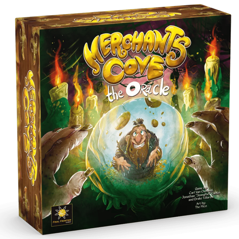 Merchants Cove: The Oracle (PRE-ORDER)