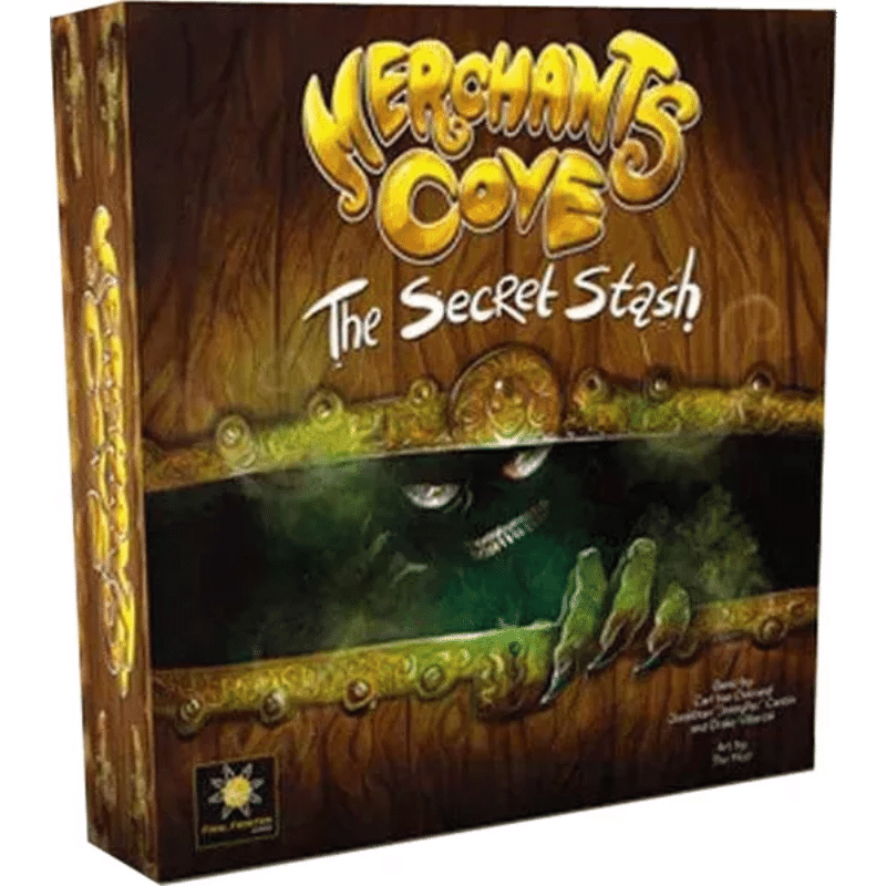 Merchants Cove: The Secret Stash (PRE-ORDER)