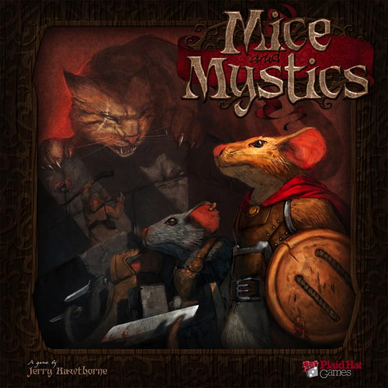 Mice and Mystics - Thirsty Meeples