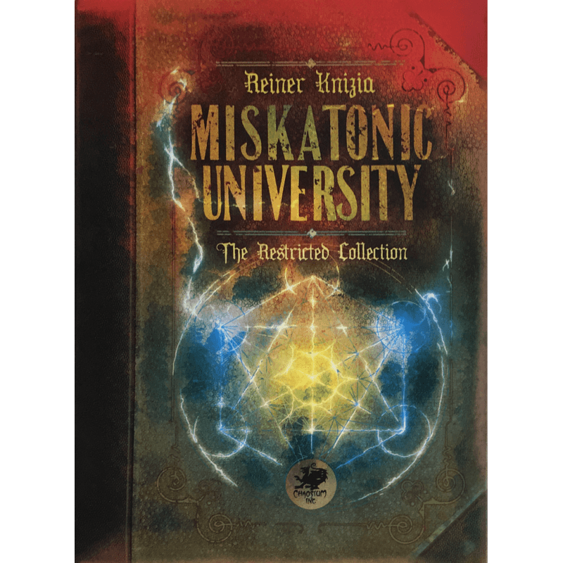 Miskatonic University: The Restricted Collection (PRE-ORDER)