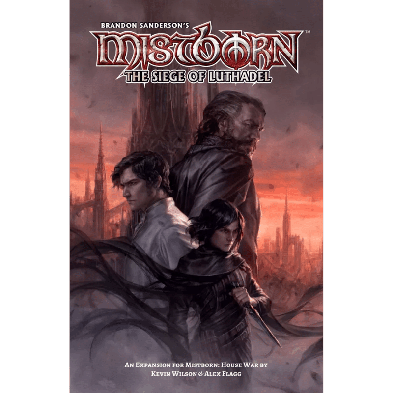 Mistborn: The Siege of Luthadel (PRE-ORDER)