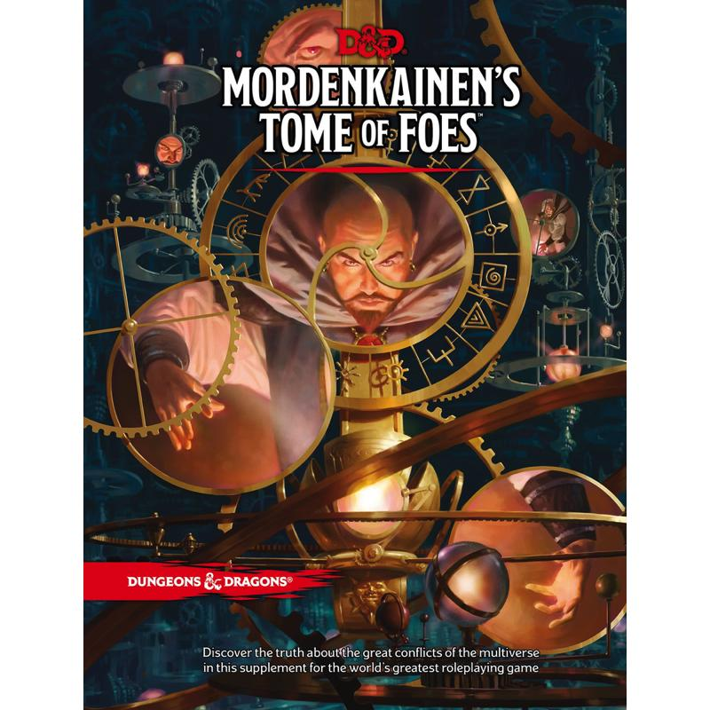 Dungeons & Dragons (5th Edition): Mordenkainen's Tome of Foes