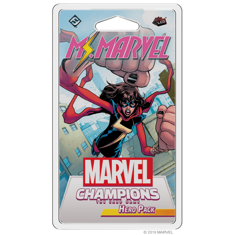 Marvel Champions: The Card Game – Ms. Marvel (Hero Pack)