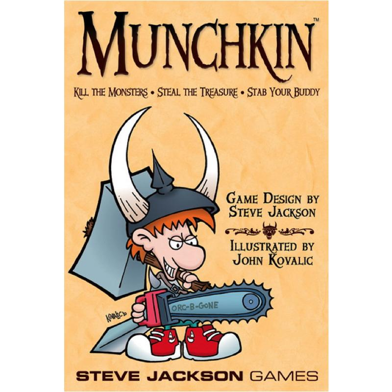 Munchkin - Thirsty Meeples