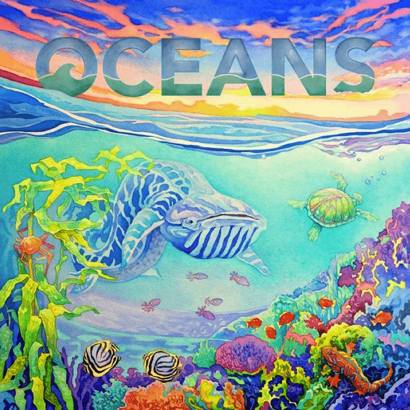 Oceans - Standard Edition (PRE-ORDER)