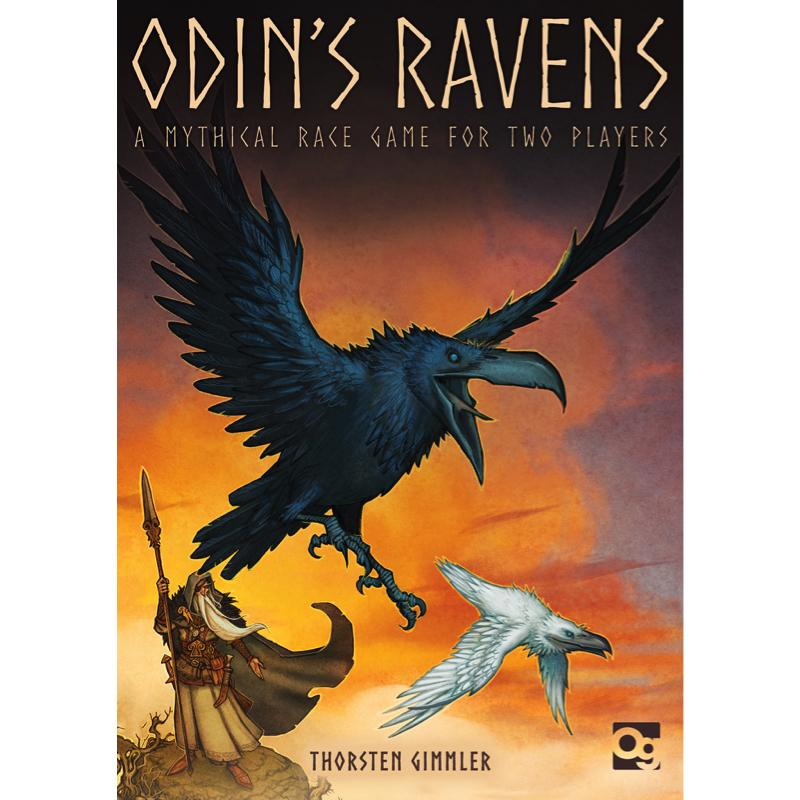 Odin's Ravens (second edition) - Thirsty Meeples