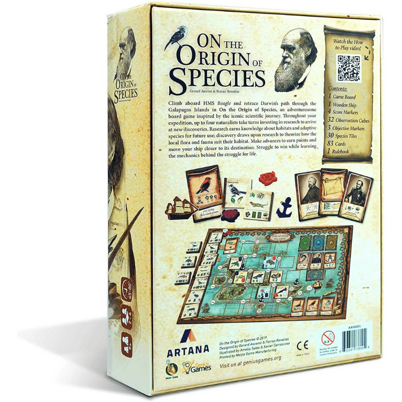 On the Origin of Species (PRE-ORDER)
