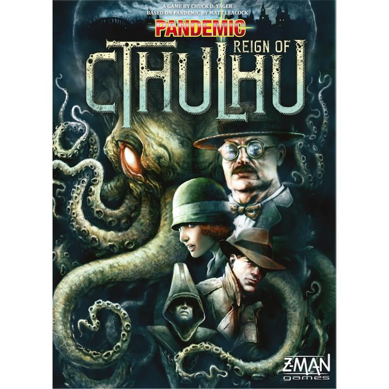 Pandemic: Reign of Cthulhu - Thirsty Meeples