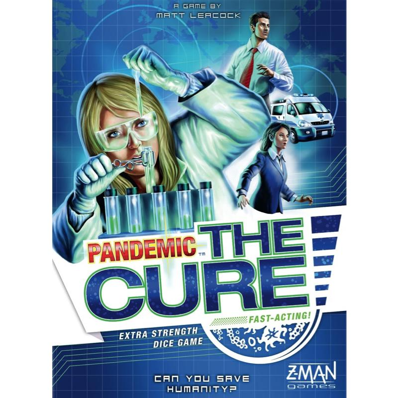 Pandemic: The Cure - Thirsty Meeples