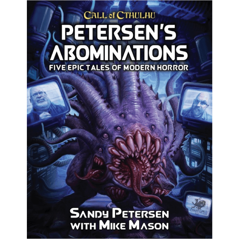 Call of Cthulhu (7th Edition): Petersen's Abominations