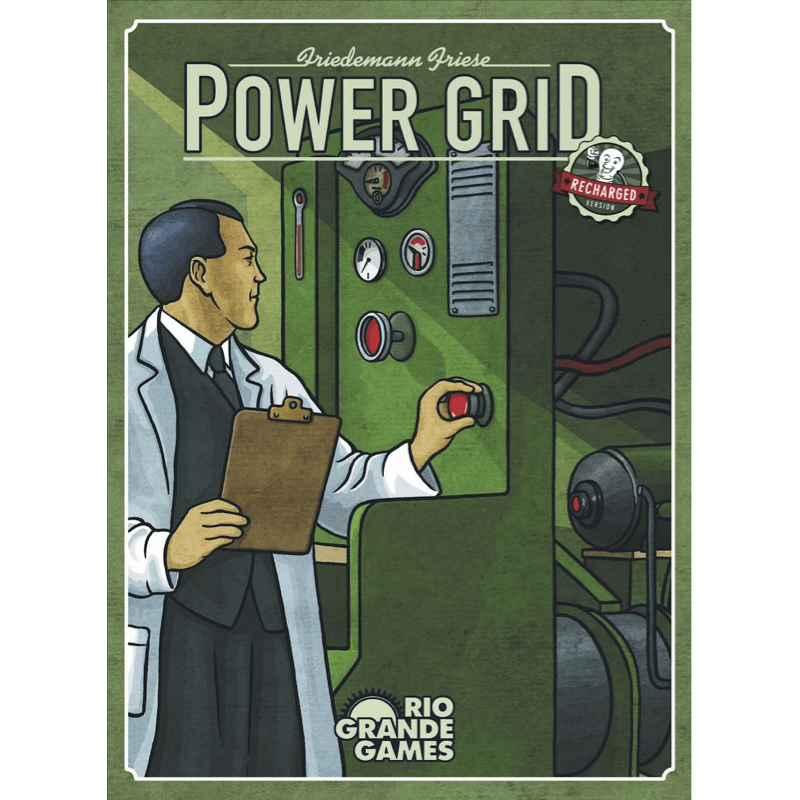 Power Grid: Recharged (PRE-ORDER)