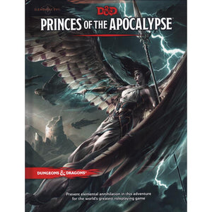 Dungeons & Dragons (5th Edition): Princes of the Apocalypse