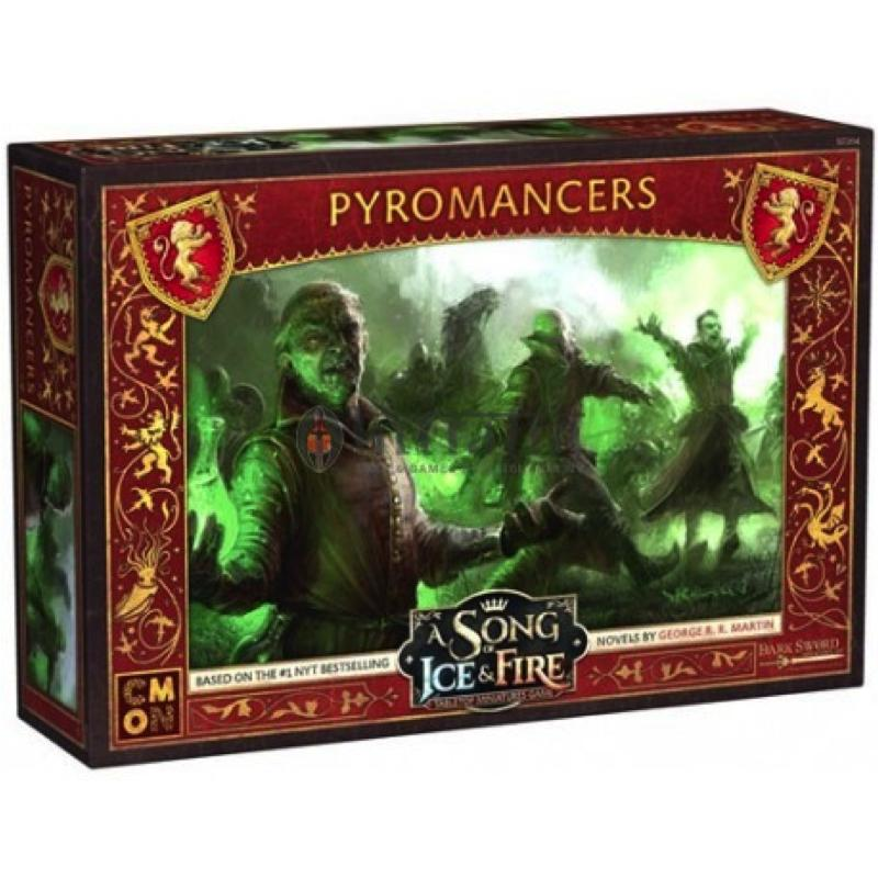 A Song of Ice & Fire: Tabletop Miniatures Game – Pyromancers