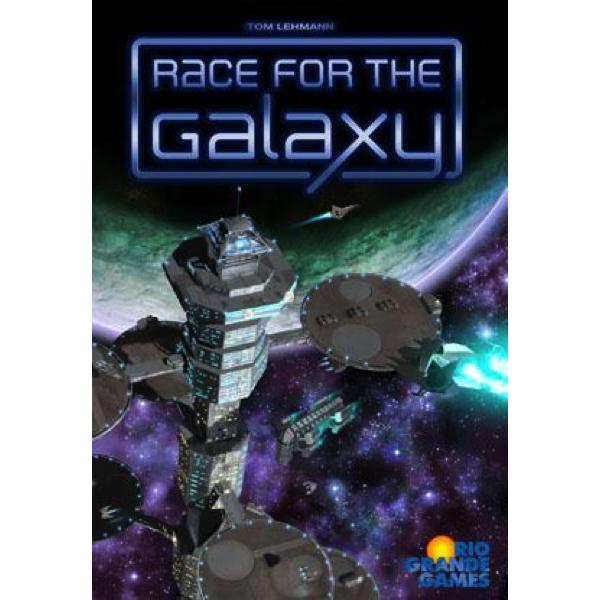Race for the Galaxy (2018 edition)