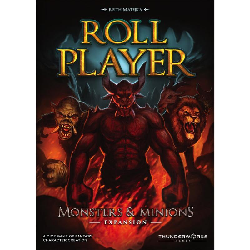 Roll Player series