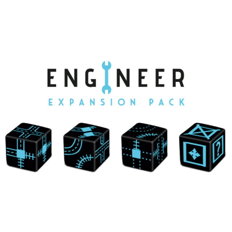 Railroad Ink: Engineer Expansion Pack (PRE-ORDER)
