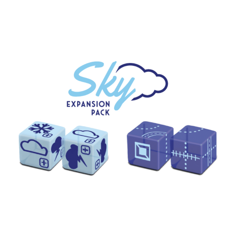 Railroad Ink: Sky Expansion Pack (PRE-ORDER)