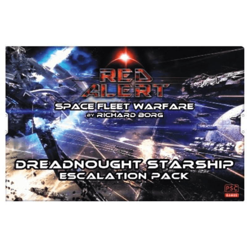 Red Alert: Dreadnought Starship Escalation Pack (PRE-ORDER)