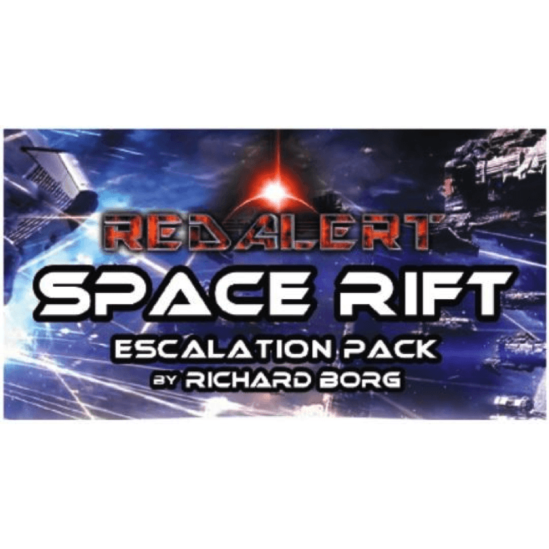 Red Alert: Space Rift Escalation Pack (PRE-ORDER)