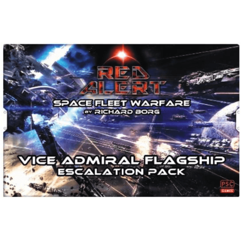 Red Alert: Vice Admiral Flagship Escalation Pack (PRE-ORDER)