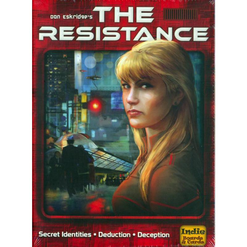 The Resistance (3rd Edition) - Thirsty Meeples