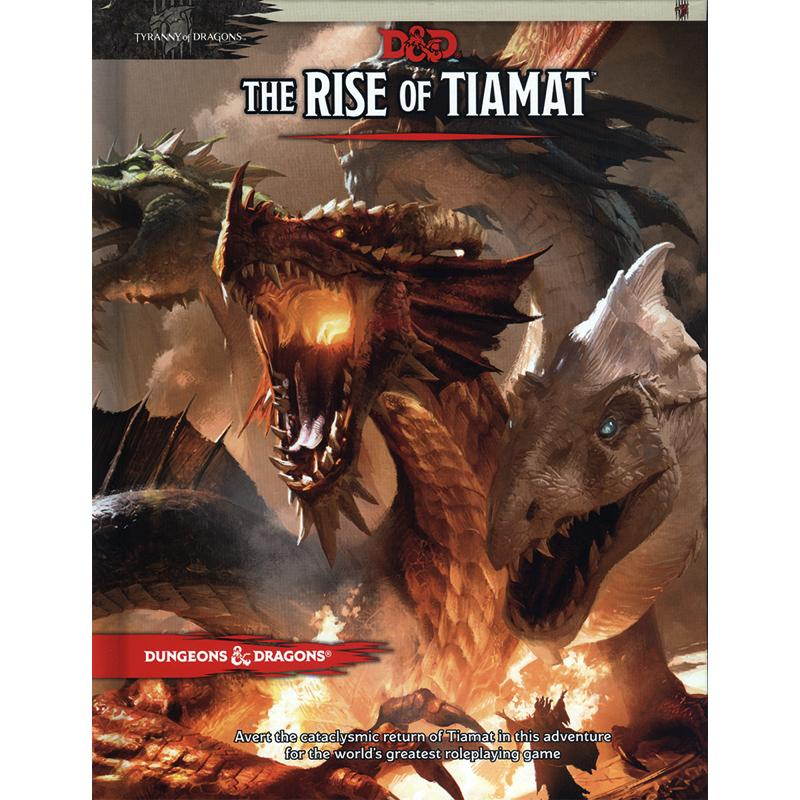 Dungeons & Dragons (5th Edition): The Rise of Tiamat