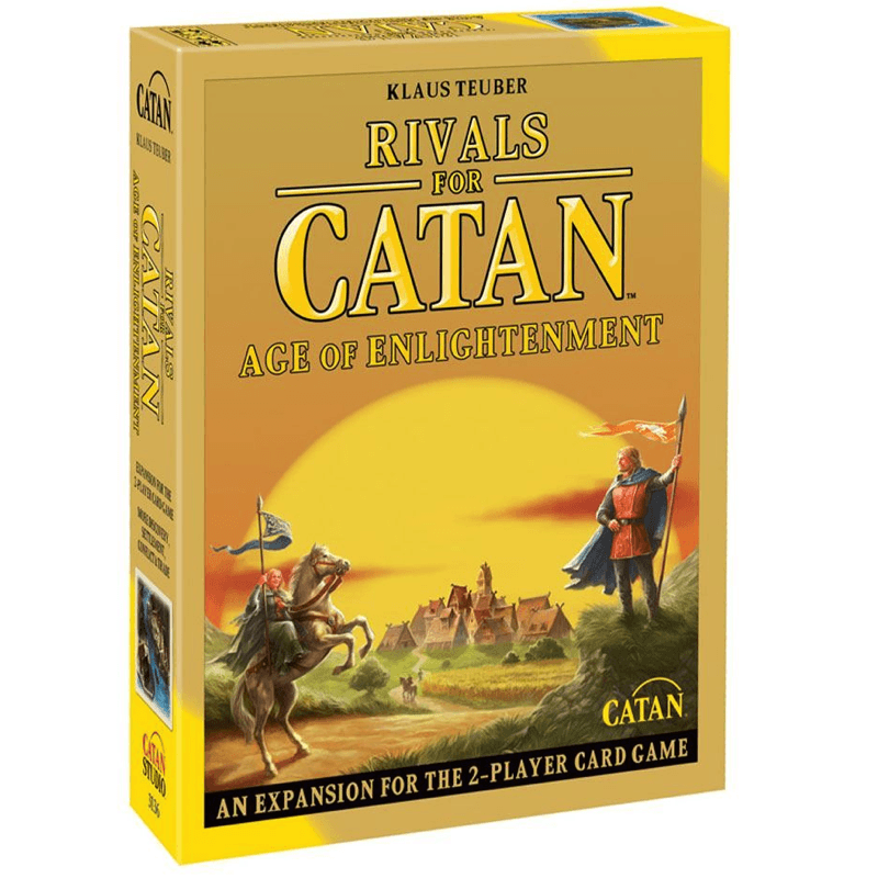 Rivals for Catan: Age of Enlightenment (Second Edition)