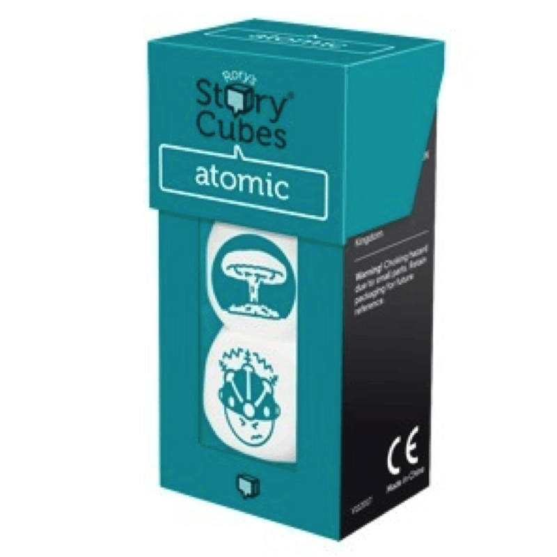 Rory's Story Cubes: Atomic