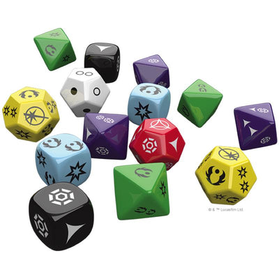 Star Wars Roleplaying: Dice