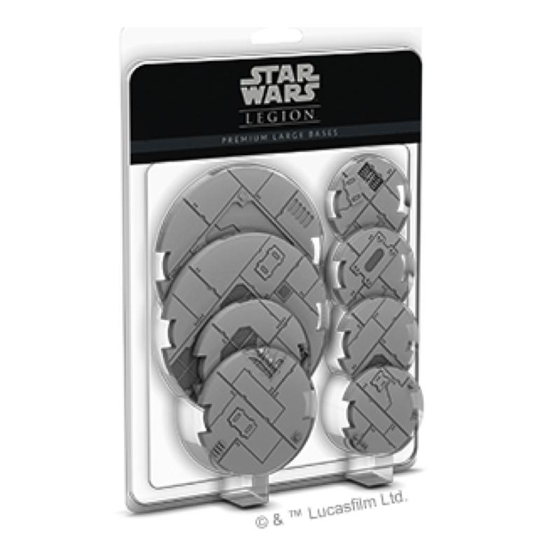 Star Wars: Legion – Premium Large Bases
