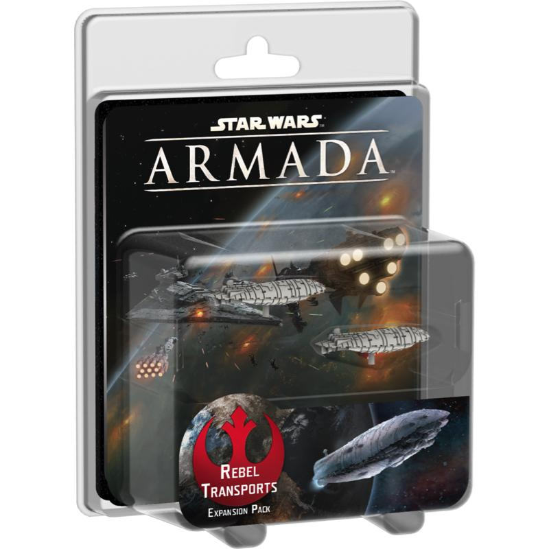 Star Wars: Armada – Rebel Transports Expansion Pack