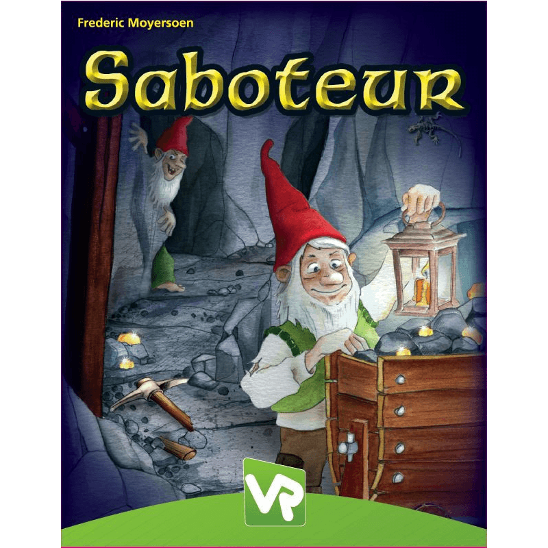 Saboteur - Thirsty Meeples