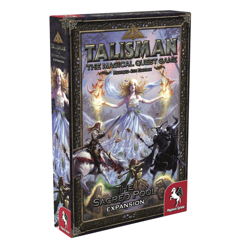 Talisman: The Sacred Pool (Expansion)