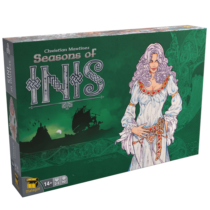 Inis: Seasons of Inis (PRE-ORDER)