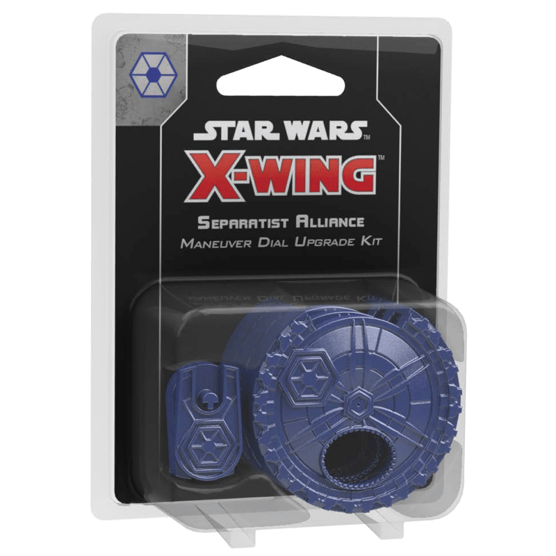 Star Wars: X-Wing (Second Edition) – Separatist Alliance Maneuver Dial Upgrade Kit