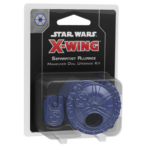 Star Wars: X-Wing (Second Edition) – Separatist Alliance Maneuver Dial Upgrade Kit (PRE-ORDER)