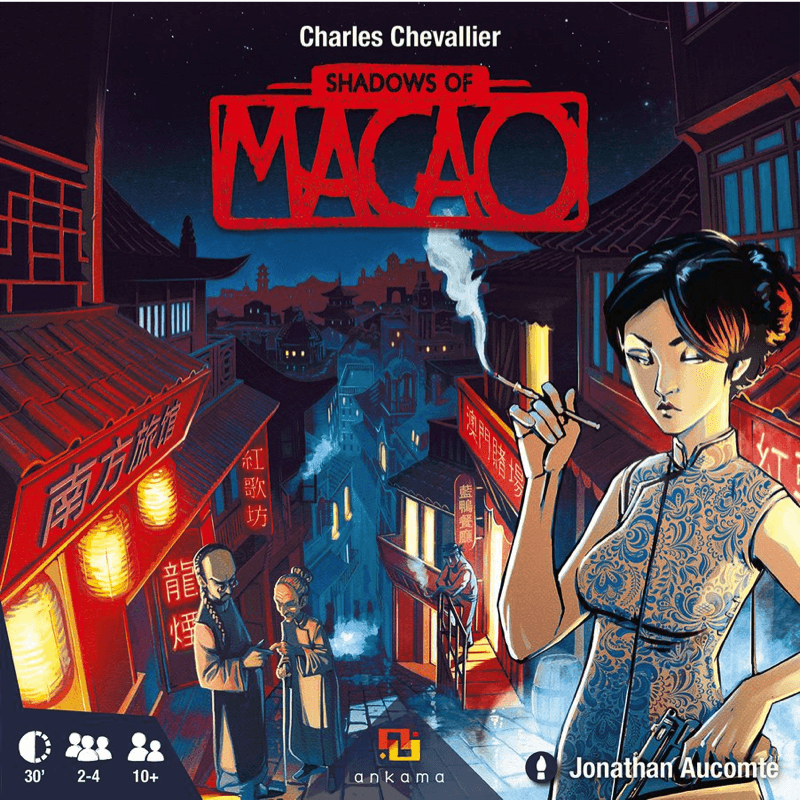 Shadows of Macao (PRE-ORDER)