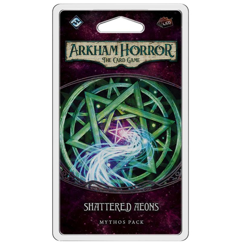 Arkham Horror: The Card Game – Shattered Aeons Mythos Pack