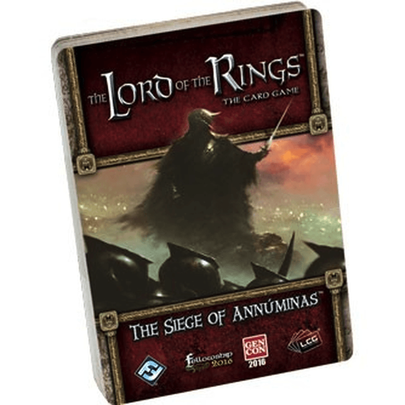The Lord of the Rings: The Card Game – The Siege of Annuminas