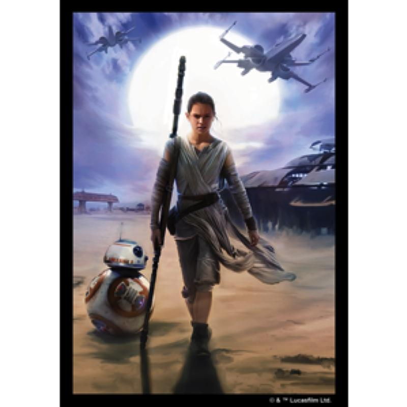 Star Wars: Rey Limited Edition Card Sleeves
