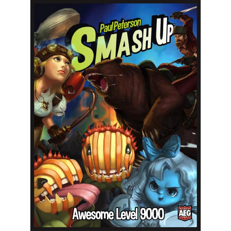 Smash Up: Awesome Level 9000 - Thirsty Meeples