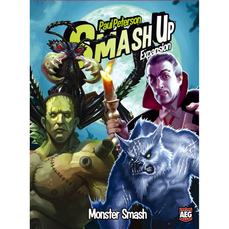 Smash Up: Monster Smash - Thirsty Meeples